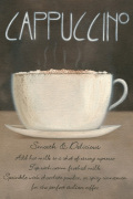 Cappuccino by Mandy Pritty