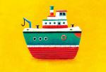 Tug Boat by Simon Hart