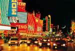 Fremont Street, Las Vegas by Anonymous