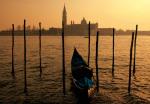 The Lonely Gondola by Sigfrid Lopez