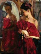 Olga Pavlova II by Vasily Bratanyuk