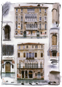 Palaces On The Grand Canal by Jonathan Pike
