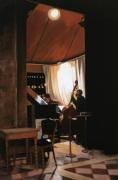 A Little Night Music; Florian, Venice by Alexandra Gardner