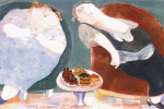 Inclined Towards Dessert by Erika Oller