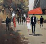 Café De La Paix - Paris by Jon Barker