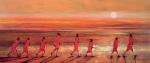 Samburu Sunset by Jonathan Sanders
