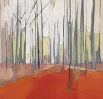Italian Trees I by Charlotte Evans