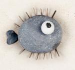 Puffafish by Ian Winstanley