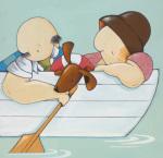 Love Boat by Nicola Evans