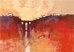 New Bridge, Ronda by Colin Ruffell