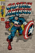 Captain America - Retro by Marvel Studios