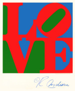 LOVE (Blue Green Red)