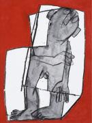 Sans titre, 2009 by Petrus De Man