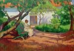 In the Garden 1913