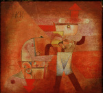 KN the Blacksmith 1922 by Paul Klee