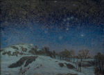 Winter Night 1907