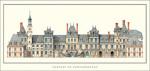 Chateau de Fontainebleau by Anonymous