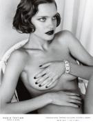Natalia Vodianova by Mario Testino