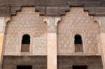 Ali ben Youssef Medersa Koranic School, Marrakech, Morocco by Sergio Pitamitz