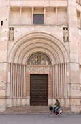 Duomo (Cathedral), Parma, Emilia-Romagna, Italy by Sergio Pitamitz