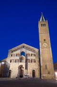 Duomo (Cathedral) at dusk, Parma, Emilia-Romagna, Italy by Sergio Pitamitz
