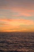 Drake Passage at sunset, Antarctica by Sergio Pitamitz