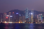 Hong Kong, China by Sergio Pitamitz
