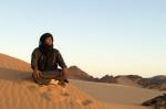 Tuareg, Akakus, Sahara desert, Fezzan, Libya by Sergio Pitamitz