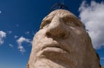 Crazy Horse Memorial, Black Hills, South Dakota, USA by Sergio Pitamitz