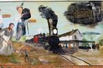 Mural, Sheridan, Wyoming, USA by Sergio Pitamitz