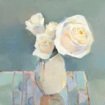 Weekend Roses I by Sarah Simpson