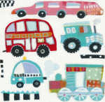 Traffic Jam by Anne Davies