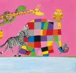 Elmer's Friends are all Different by David McKee