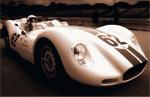 1958 Lister Jaguar No.62 by Jamie Hankin