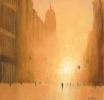 Morning Light - 5th Avenue by Jon Barker