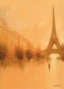 Stranger in Paris by Jon Barker