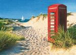 Beach Kiosk by Margaret Heath
