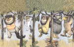 Let the Wild Rumpus Start II by Maurice Sendak