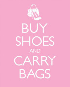 Buy Shoes and Carry Bags by Anonymous