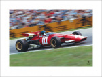 Ferrari F1 Vintage - Ickx Race by Anonymous