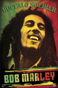 Bob Marley - Buffalo Soldier by Anonymous