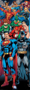 Justice League of America by DC Comics