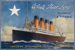 Titanic - White Star Line by Anonymous