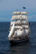 Tall Ship Belem I by Jean Guichard