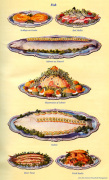 Cooked Fish Dishes by Mrs Beeton