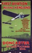 First Aviation Meeting in England - Doncaster 1909