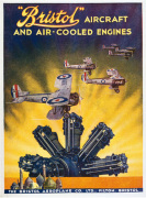 Bristol - Aircraft and Air-Cooled Engines