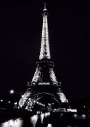 Le Tour - Night by John Harper
