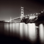 Golden Gate Study by Josef Hoflehner