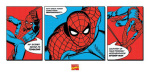 Spiderman - Triptych